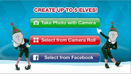ElfYourself by OfficeMax, it is that time of year and if you have an iPhone, iPad, or iPod Touch, PC or Mac you can Elf Yourself! http://crazymikesapps.com/elfyourself-by-officemax-funky-free-christmas-app/