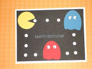 Stampin Up Card Kit Set of 4 Cards to Assemble w Envelopes Happy Birthday | eBay