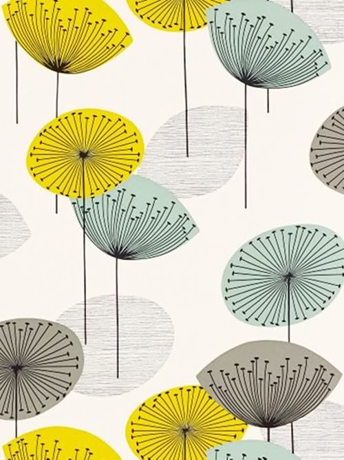 Sanderson dandelion clock wallpaper google image result - Sanderson dandelion clocks wallpaper ...