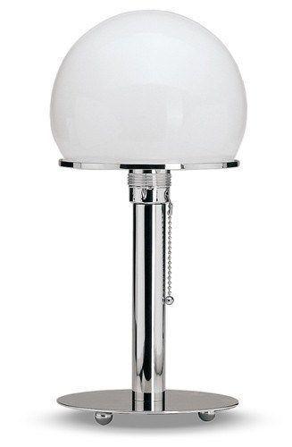 Wilhelm Wagenfeld WA 24 Bauhaus Lamp   Wagenfeld lampe