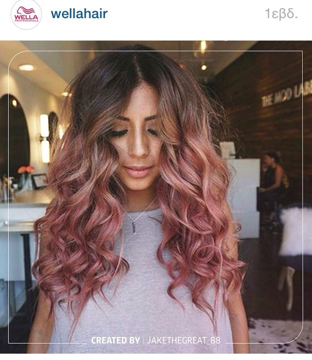 Amazing Pink Ombre Hair Styles Hair Hair Color Guide