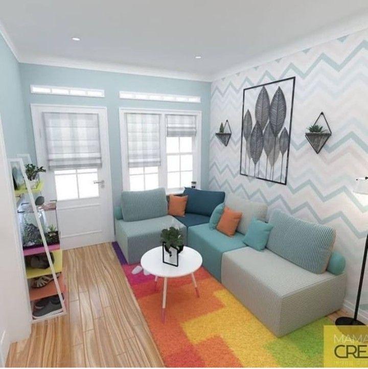 Ruang tamu sederhana Fave in 2019