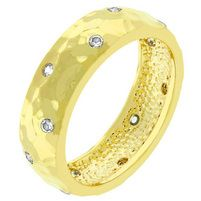$30 Golden Ripple Ring at https://shopsto.re/items/5293 #accessories #jewelry #rings