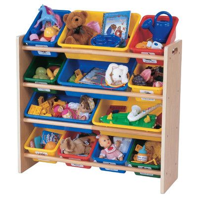Tot Tutors Toy Organizer Finish Products Pinterest Products