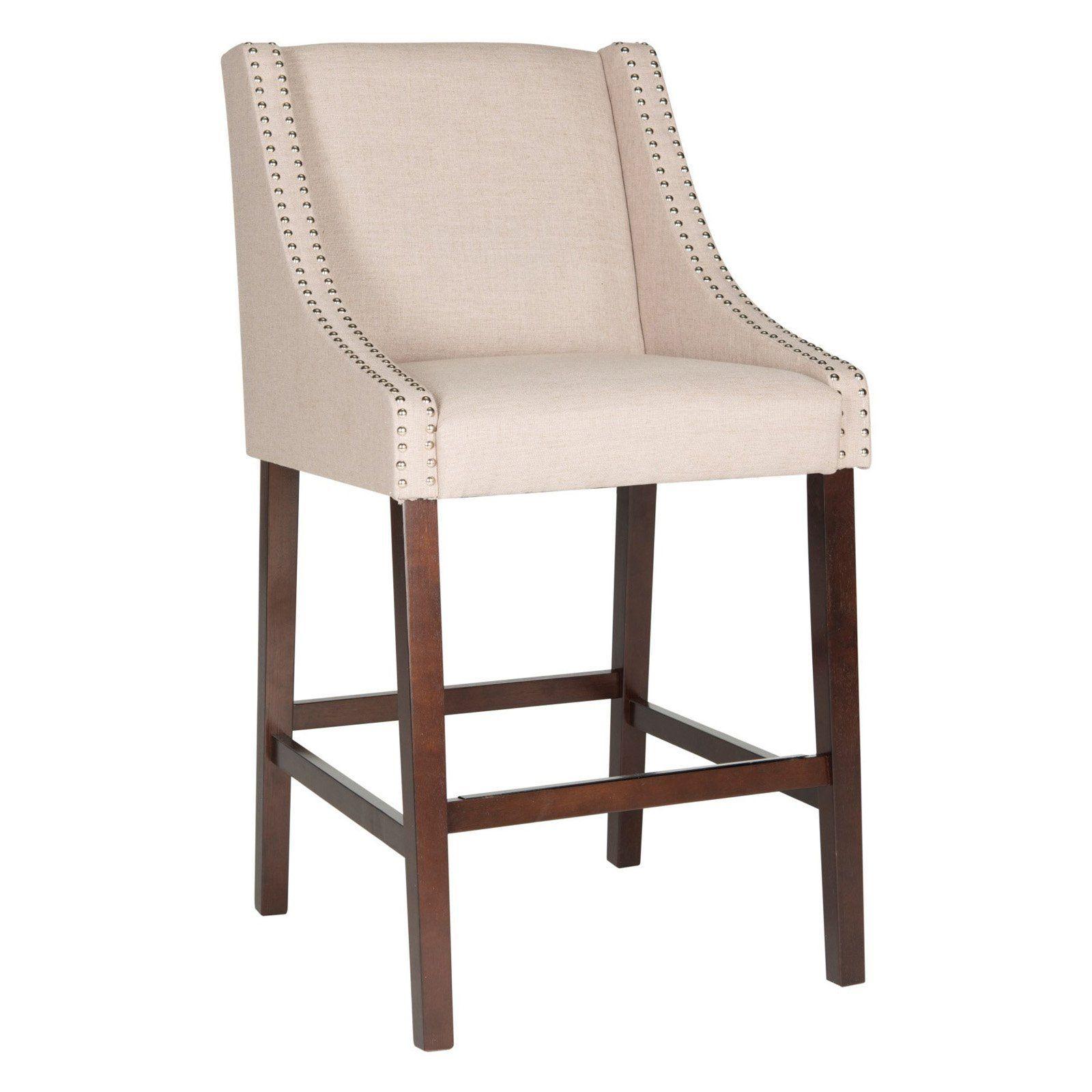 Safavieh Dylan 29 in. Bar Stool Bar stools, Bar stool