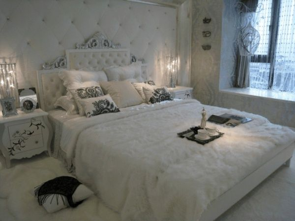 Winter Themed Bedroom