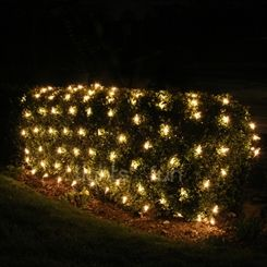 Christmas Net Lights Clearance.Recreate These Lights On Your Bushes Outside Get The Net