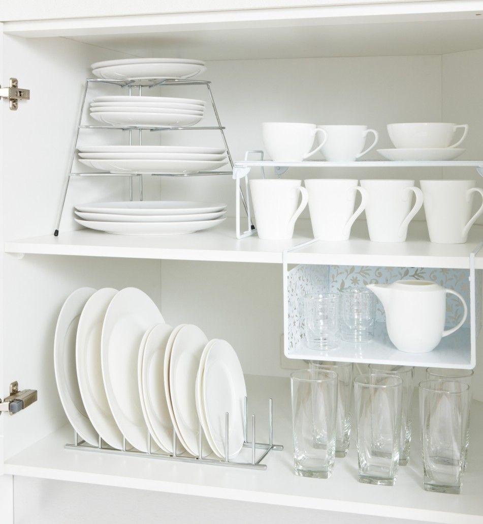 Plt Pde Eic Plates Glasses Cupboard Cas Kitchen