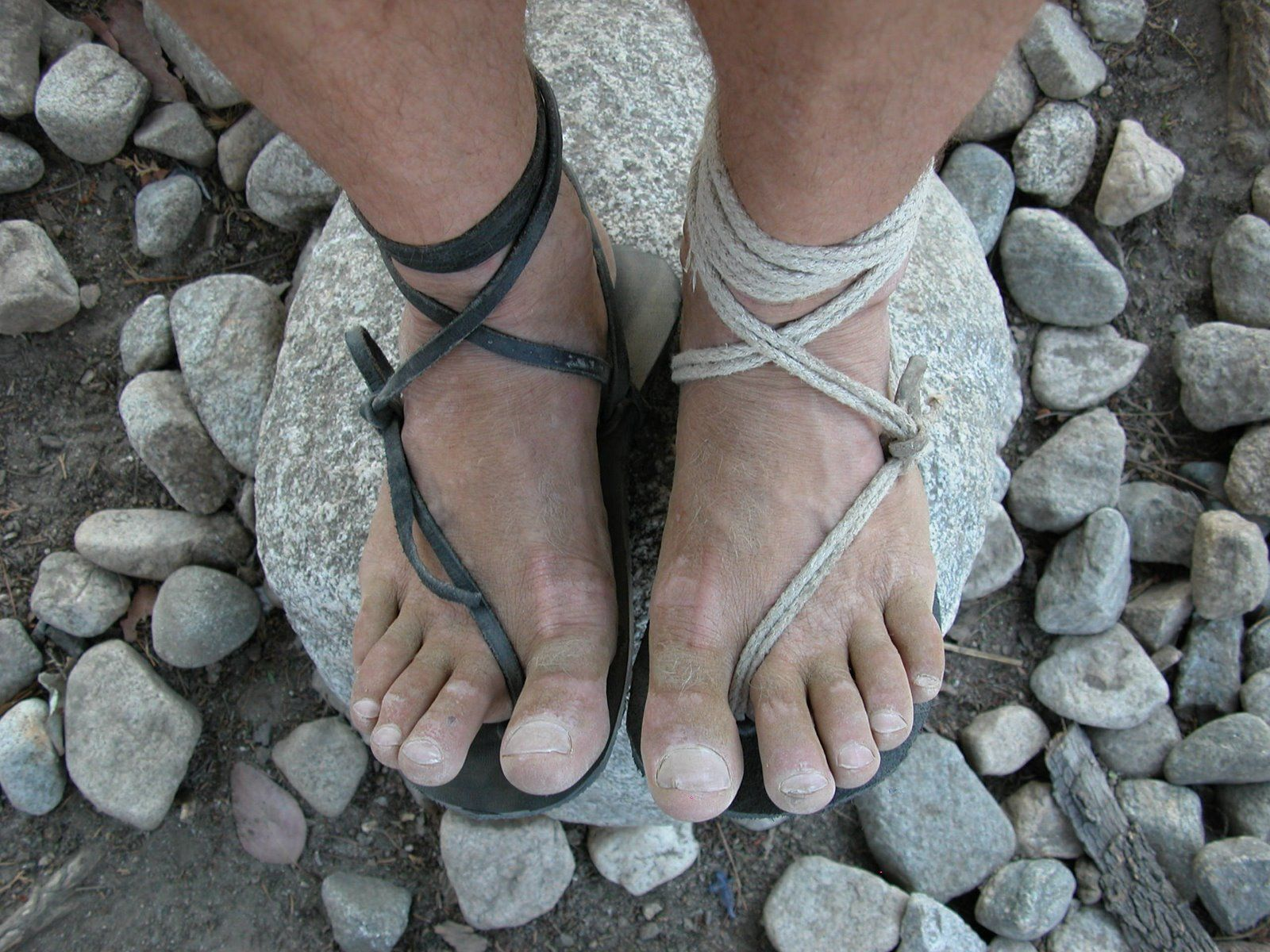 Barefoot Ted has been testing these