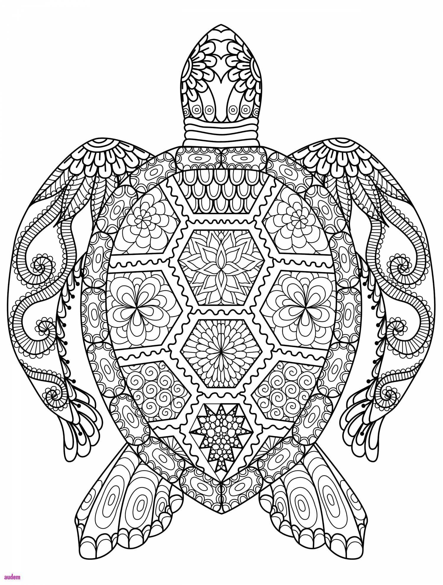 Mandala Tiere Malvorlagen  Ausmalbilder, Mandala tiere