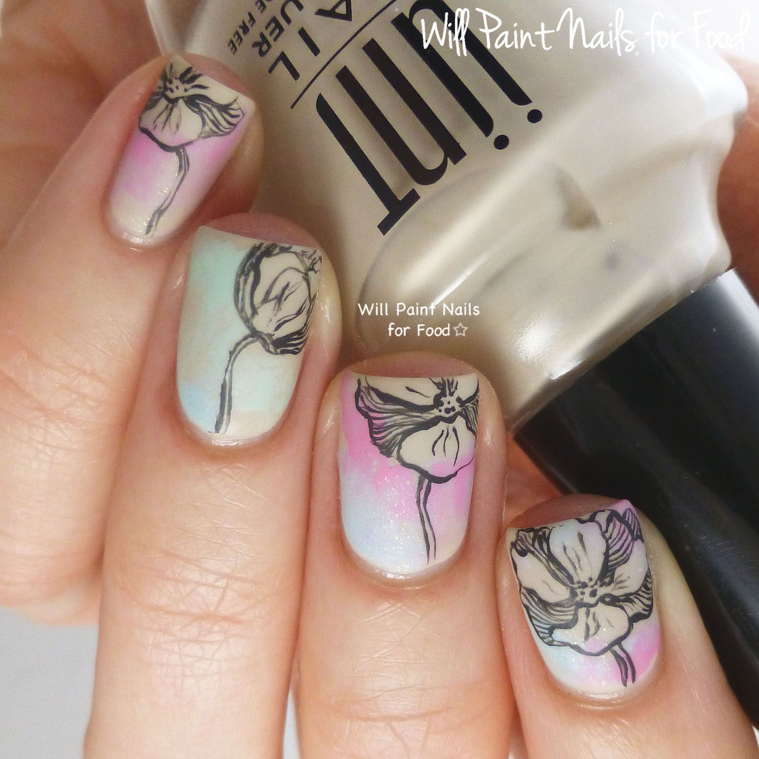 Will Paint Nails for Food: 31 Day Challenge 2.0: Day 12, Intricate ...