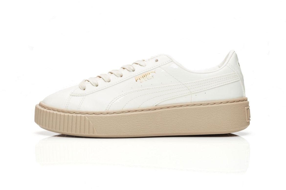 03fe1ca2eae Get Your Sugar Fix With the PUMA Basket Platform In