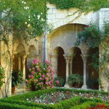Garten Provence secret garden jardin secret giardino segreto geheimen garten