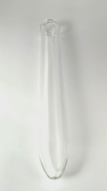 Extraction Tube – 20 Inch – Duran Schott Glass | Glass