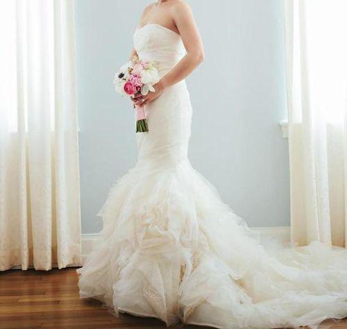 Vera Wang Gemma gown | Bliss | Pinterest | Wedding and Weddings