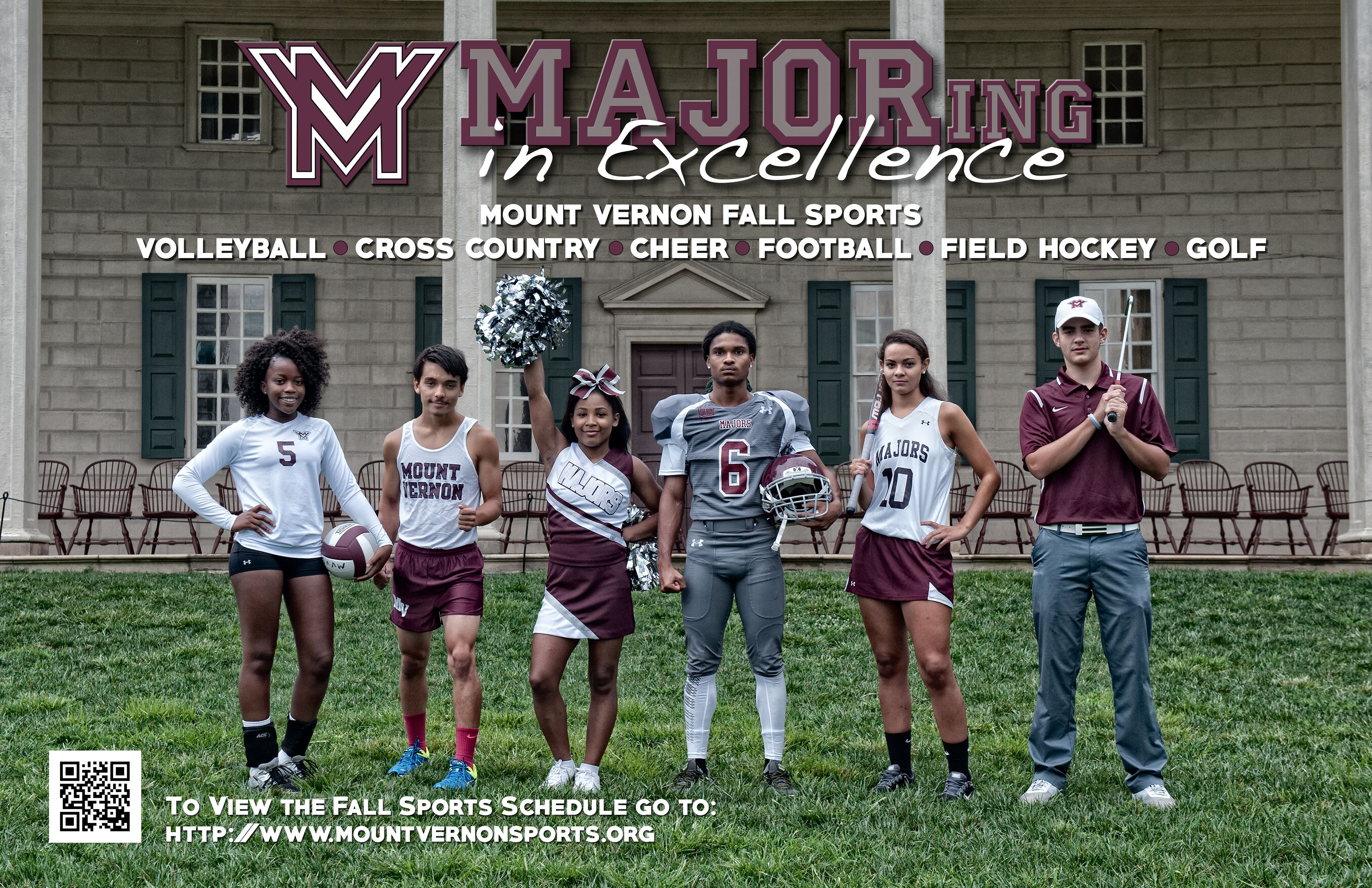 Sports Team Posters Fall Sports Posters Virginia Sports Fall Sports Artistic Wedding Photography