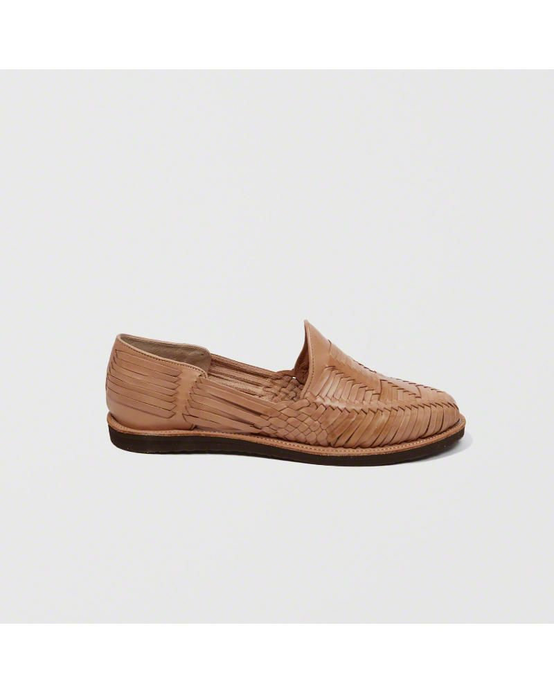 703246900319 A F Men s Chamula D.F. Huarache Sandal in Light Brown - Size 10 ...