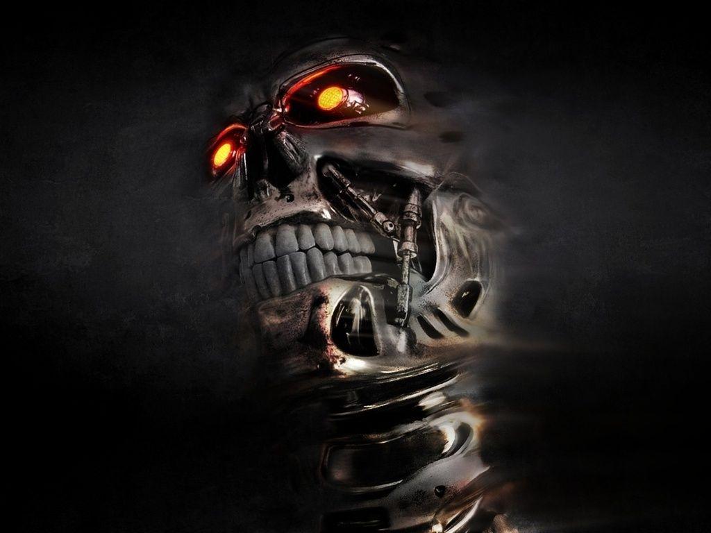 Skull 3d Wallpaper: 3d Skull Desktop Backgrounds Images