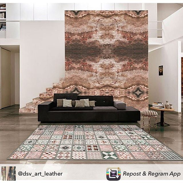 Lots of possibilities for fitting our art leathers digitally treated. In this post, wall coverings as panels and patch rugs are shown. #walldecor #wallart #mural #wallpaper #wall #interior #interiordesign #interiors #leather #rug #homedecor #homeideas #decor #design #style #art #abstract. We deliver ✈️ @miyabi_casa @dsv_art_leather