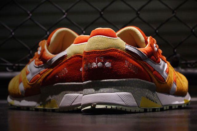 MITA SNEAKERS x DIADORA N9000 (APERITIVO) Sneaker Freaker