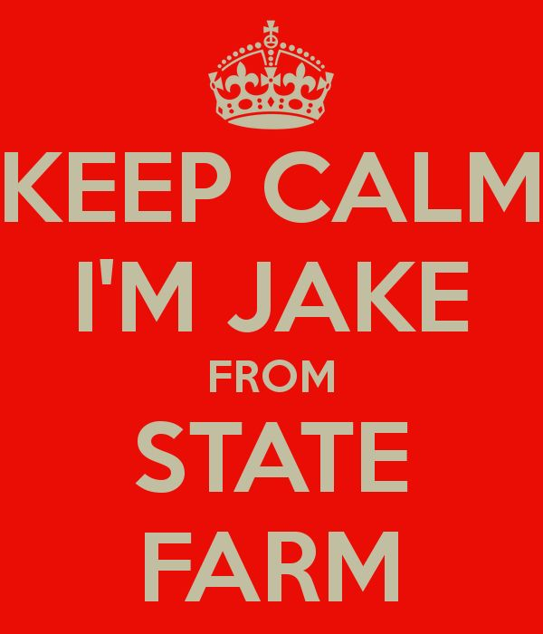 Jake from state farm... The best commercial!! | Funny | Pinterest ...