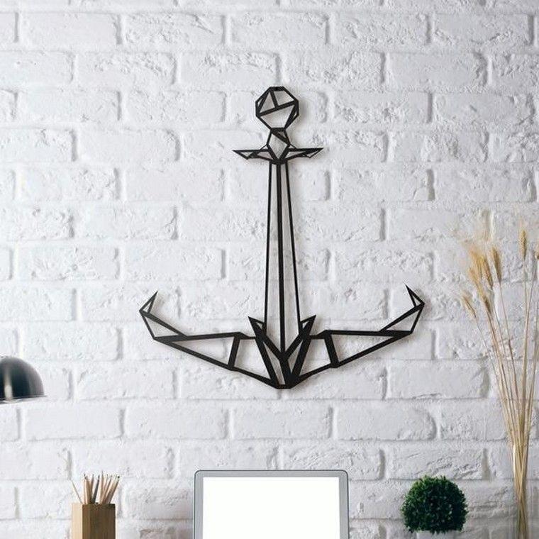 Decoration Murale Metal Quelques Idees Pour Une Deco En Style