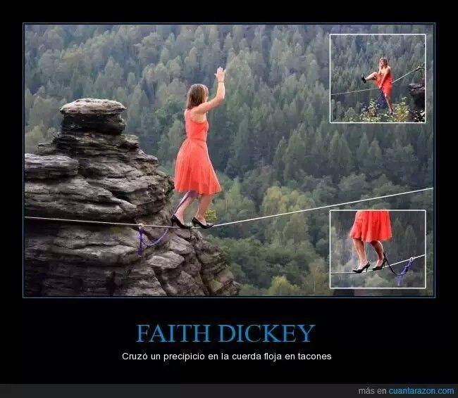 Faith dickey