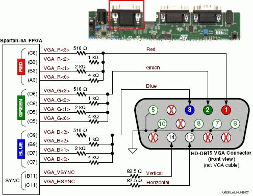 Vga To Component Wiring Diagram  thank you for visiting
