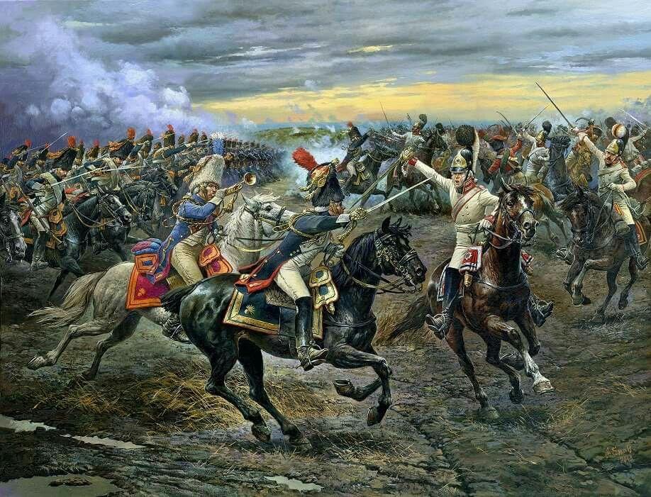 Pin By Vladimir Mikhaylovskiy On Napoleonic Military Art Napoleonic Wars French Army