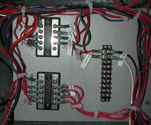 new panel behind circuit breakers prout escale catamaran rh pinterest com sailboat wiring diagram sailboat wiring upgrades
