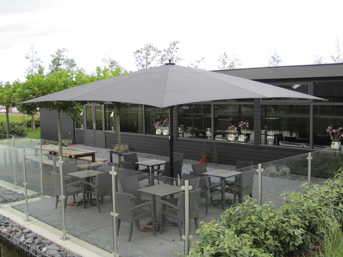 charmant #parasol #exterieur #terrasse #EspaceStores