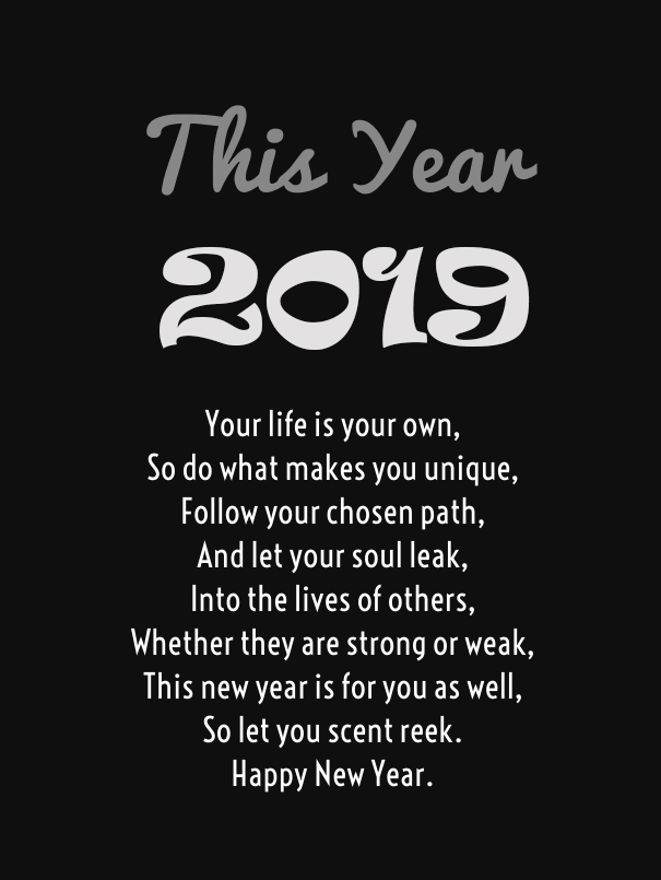 New Years Day Quotes 2019: 2019 New Year Wishes Quotes For Son