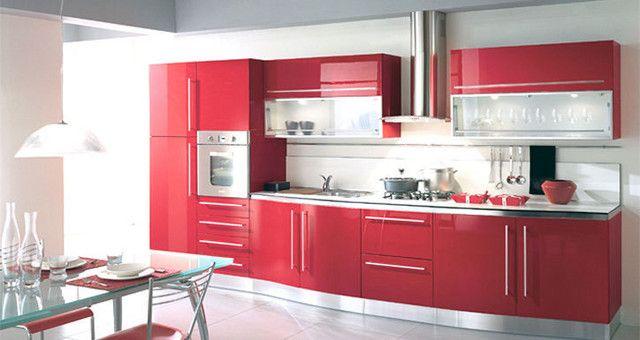 Erstellen Sie Beeindruckende Raum mit Roten