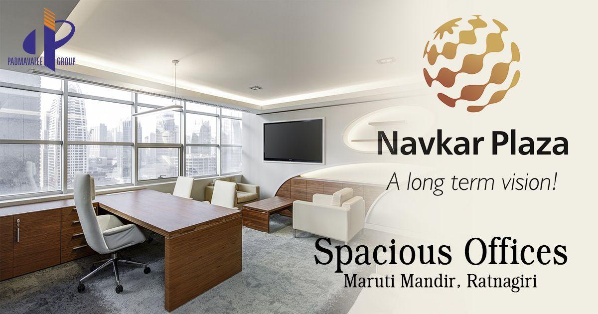 Navkar Plaza Spacious Offices Maruti Mandir, Ratnagiri ...