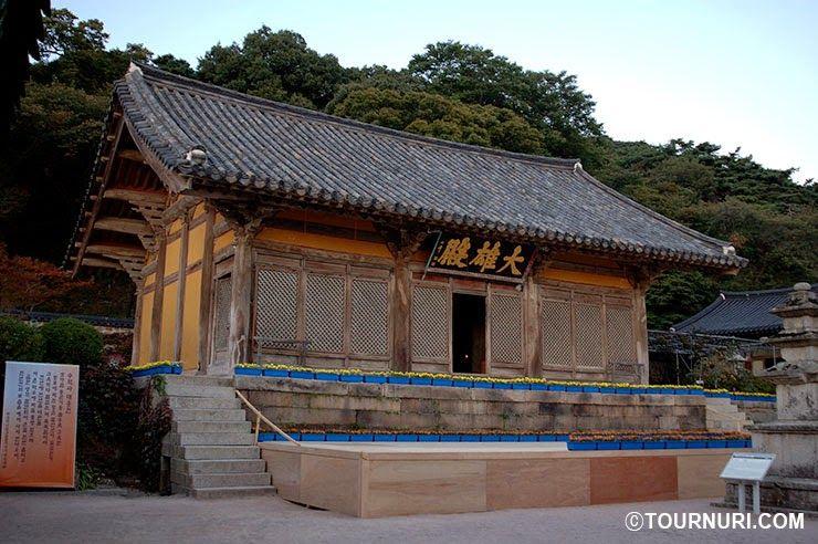Tournuri: 수덕사 (Sudeoksa Temple, KOREA)