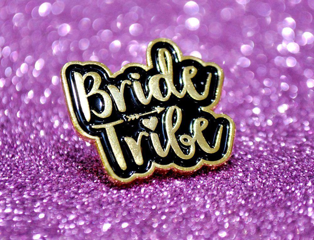 Hen Party Bride Tribe Enamel Pin Badges Http Www Wedfest Co