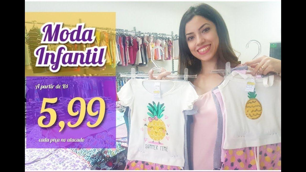 589e727f4 Roupa Infantil para Loja de Preço Único | Lucrative business ...