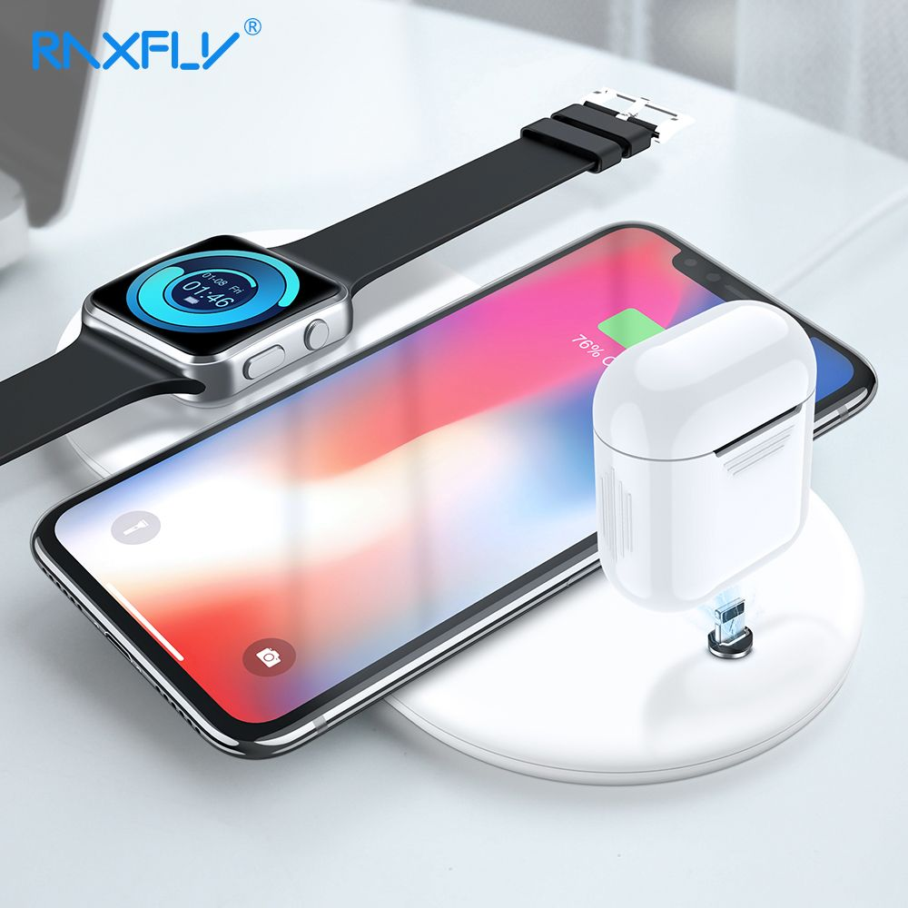 Charger raxfly wireless charger iphone wireless charger