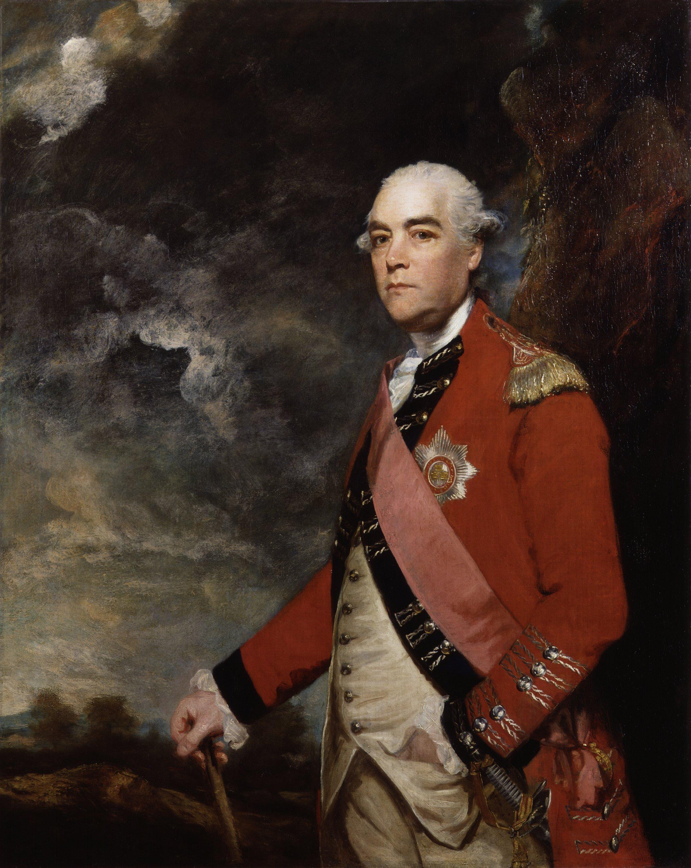 Sir William Fawcett Joshua Reynolds 1784 British