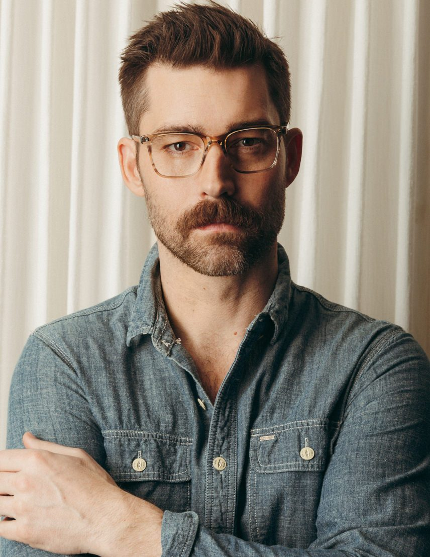 Travis Moscot Beard Styles For Men Nyc Aesthetic