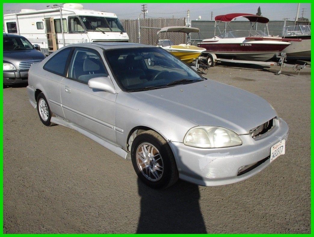 Nice Great 1997 Honda Civic EX C 1997 Honda Civic EX Used 1.6L I4 16V