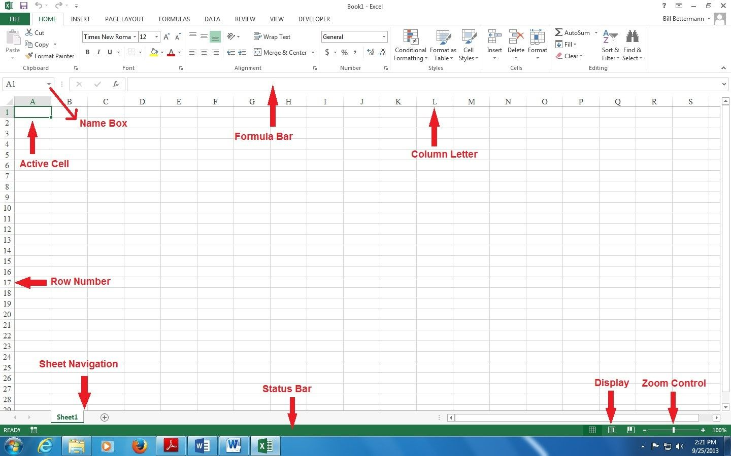 Parts Of An Excel Spreadsheet Excel Spreadsheets Spreadsheet Excel