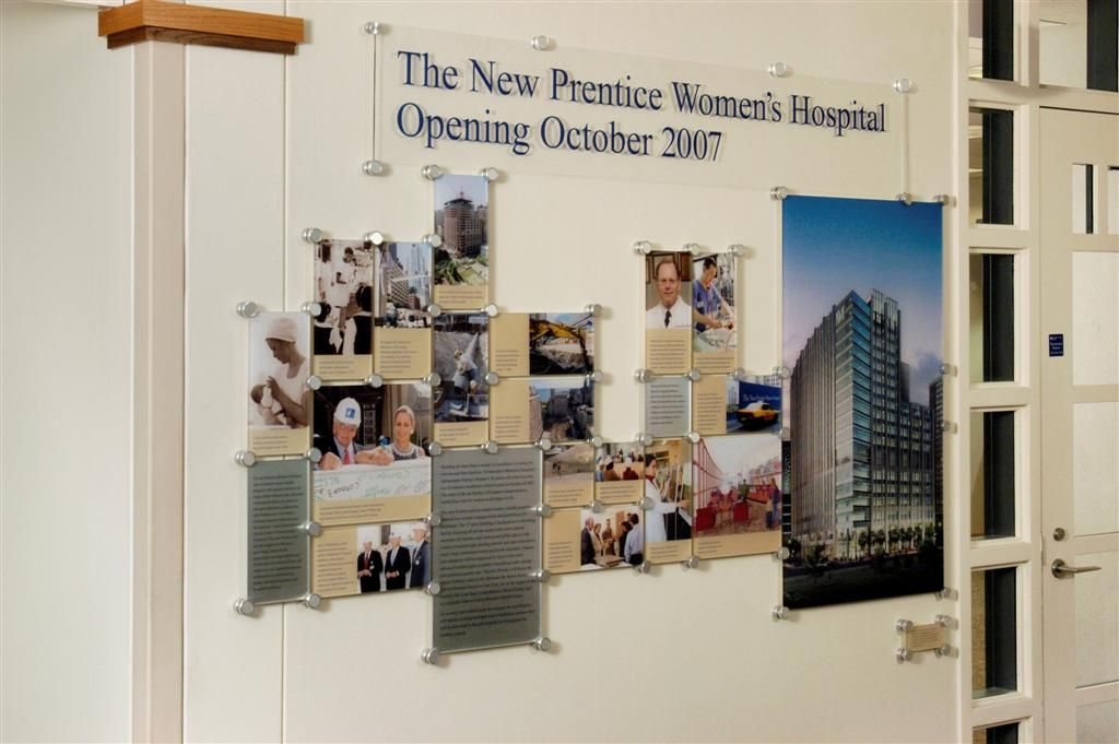Northwestern Prentice Hospital  Photos And Announcements Of New
