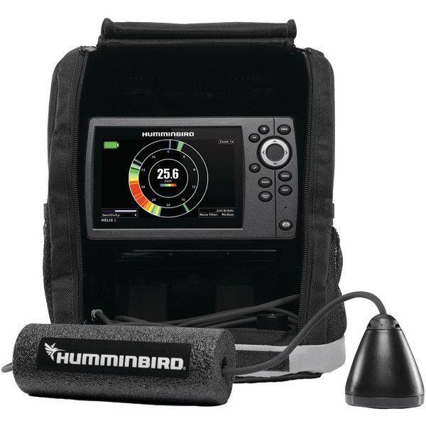 HUMMINBIRD 409730-1 ICE HELIX(TM) 5 Sonar GPS