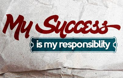 My Success Is My Responsibility  Mindset Coaching