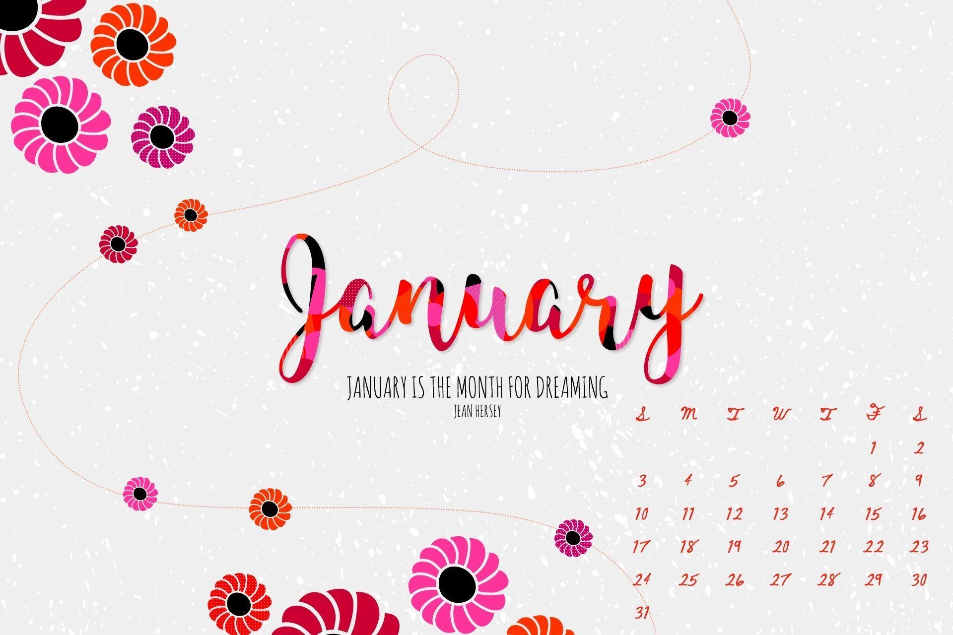 January 2021 Calendar Wallpapers Free Download Calendar 2021 In 2021 Calendar Wallpaper Free Printable Calendar Templates Floral Wallpaper