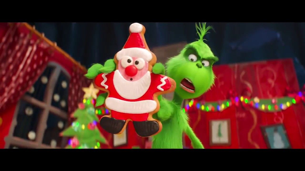 The Grinch New 2018 Official Trailer HD #3   2018   Pinterest ...