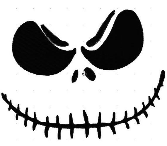 Jack the pumpkin king embroidery file 4x4 hoop | Products ...
