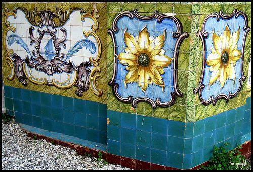 Tiles - Azulejos