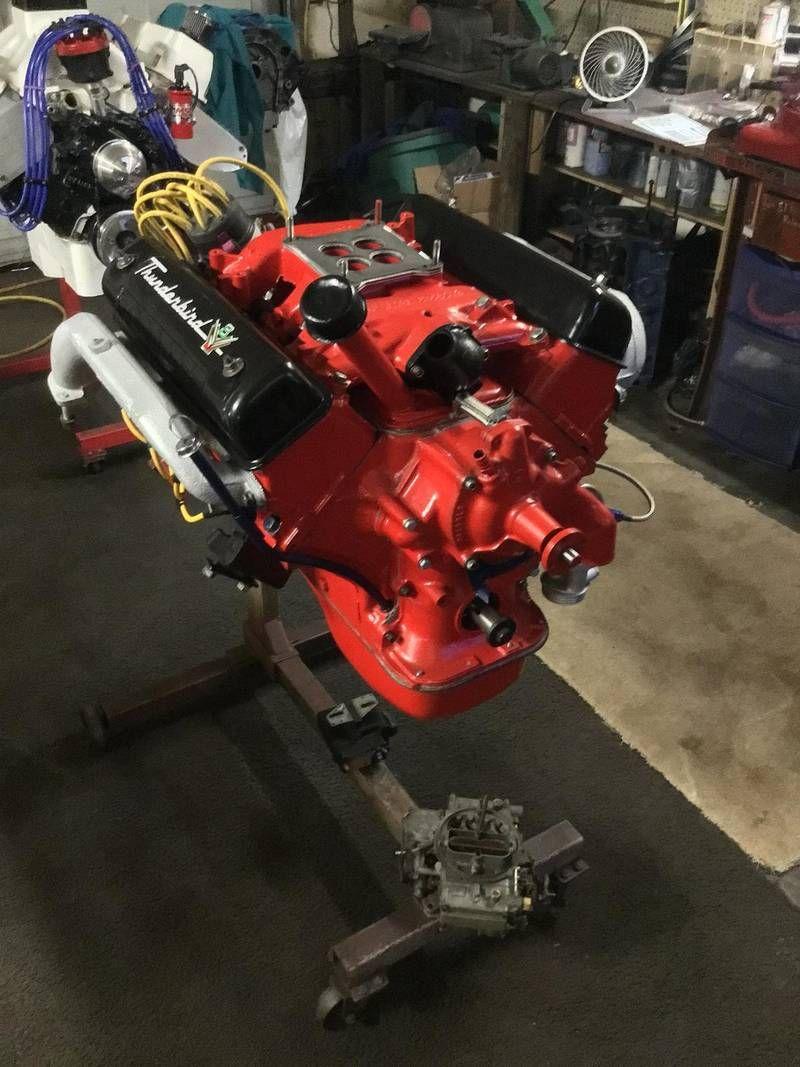 Ford 292 Engine Motor Y Block 1955 57 Hi Per For Sale Hemmings